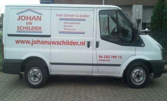 Impression Johan Uw Schilder