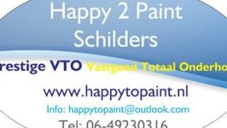 Impression Happy to Paint Schilders (Prestige VTO)